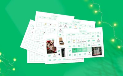 A Marketing Calendar for the most wonderful (and busy) time of the year